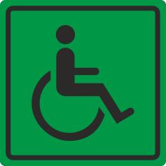 СП 01 Доступность для инвалидов всех категорий
