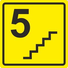 Т 28 Нумерация этажей